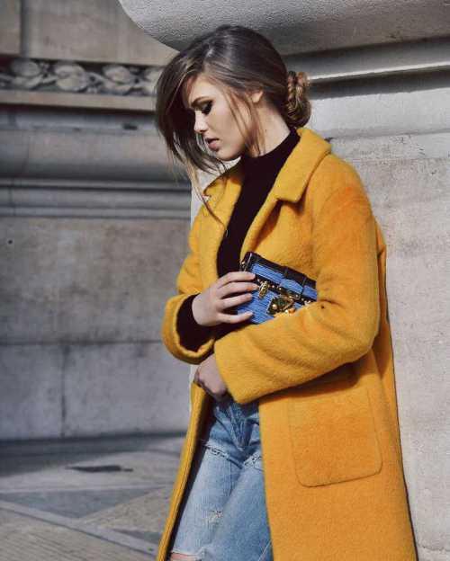 как и с чем носить самые модные дубленки сезона 2018: 12 беспроигрышных варианта фото
